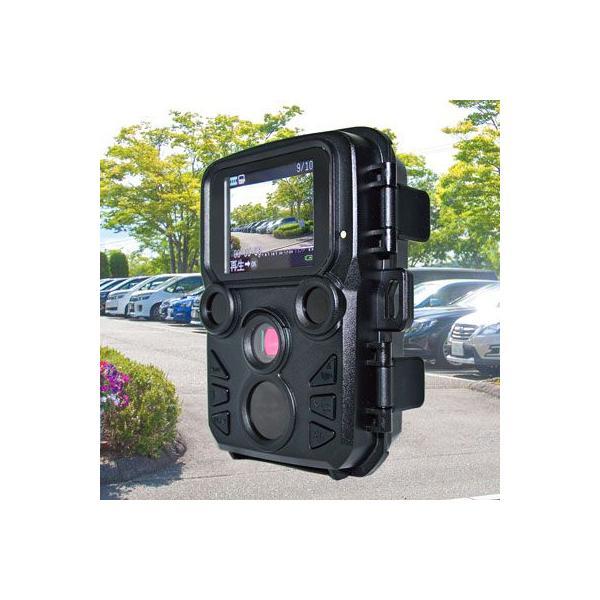 狩猟用センサーカメラNX-RC800 トレイルカメラ   F.R.C製 [NX-RC800] 日本語説明書付き モニター付き 一年間連続運転可能!