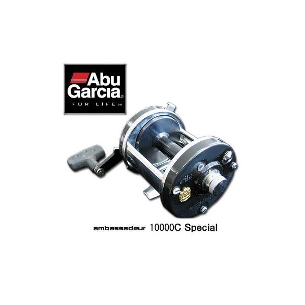 アブガルシア Abu Garcia  アンバサダー 10000C Special スペシャル  カラー:シルバー
