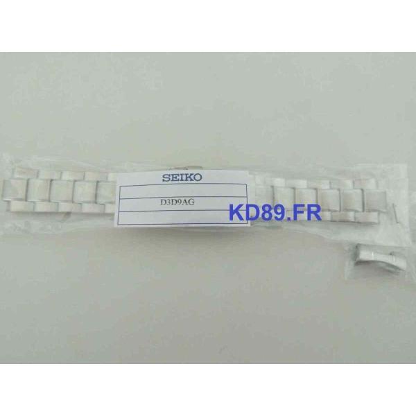 セイコー 腕時計 GENUINE  Seiko bracelet watch strap band Steel D3D9AG SBDC001 SBDC003 6R15-00G0