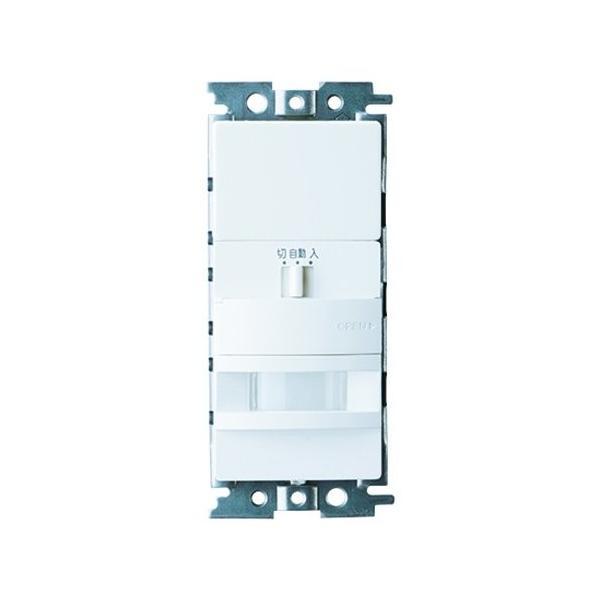 東芝ライテック 人感スイッチ ニューホワイト 3路配線対応 WDG8051 お値打ち価格で 2線式 大好評です