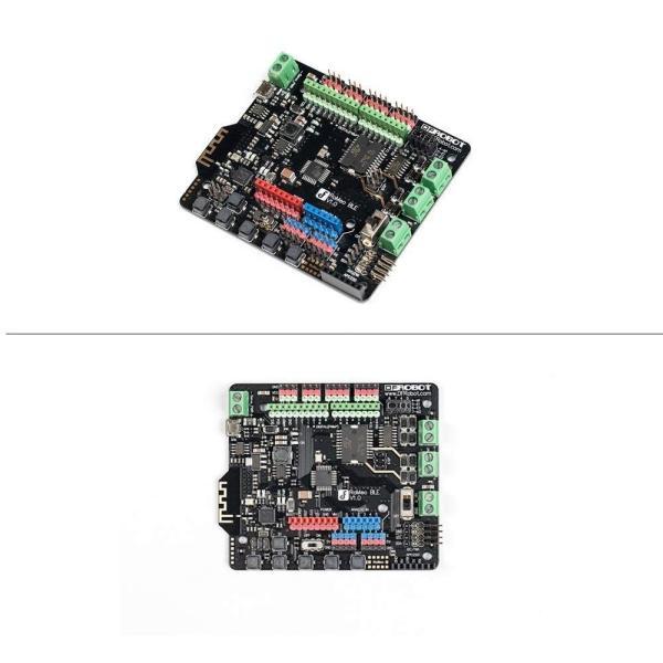 DFRobot Romeo BLE Bluetooth4.0搭載Arduino 年間定番 - ブランド買うならブランドオフ モータードライバ