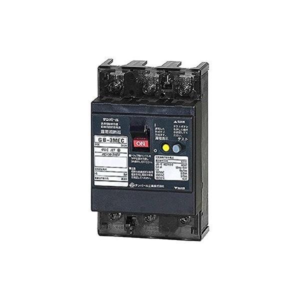 テンパール工業 Eシリーズ 経済タイプ 漏電遮断器 3MEC10030 10A 2.2kW OC付 驚きの値段 マーケット