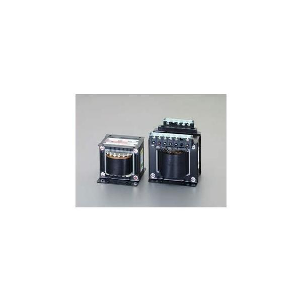 エスコ 2A 品質検査済 まとめ買い特価 200V EA815ZY-54 保護シールド付 220Vダウントランス