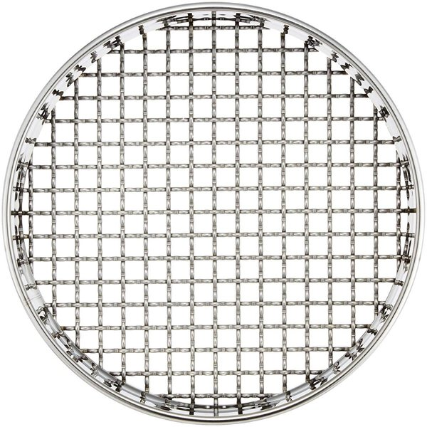 SALE サンポー トラスト ステンレスふるい200×45 5-3291-16 9.5mm
