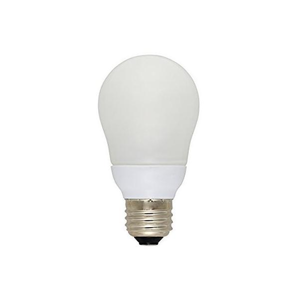 オーム電機 OHM ケース販売特価 12個セット 電球形蛍光灯 《エコなボール》 電球色 E26口金 スーパーSALE 公式 セール期間限定 白熱電球60W形相当 A形 EFA1