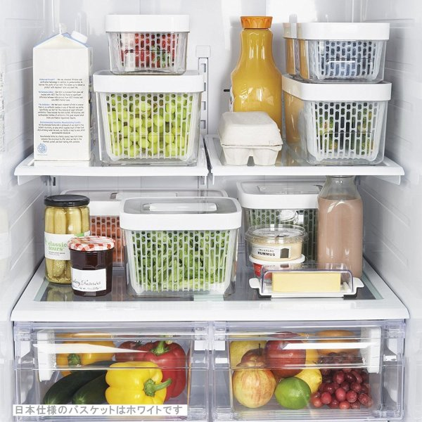 OXO 特価品コーナー☆ 野菜保存容器 グリーンセーバー 11140100 4.7L フードキーパー 祝開店大放出セール開催中