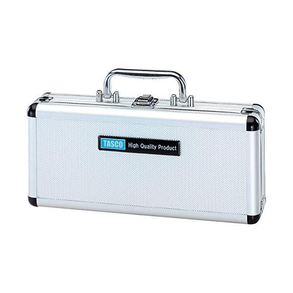 イチネンTASCO お得 現品 TA410AB-30 デジタル温度計用ケース アルミ