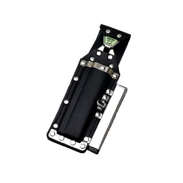 超目玉 激安 MIKI OCS収納ケース OCS1M8-B ブラック