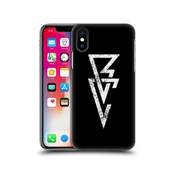 オフィシャル WWE ロゴ Finn Balor iPhone X/iPhone XS 専用ハードバックケース|nano1