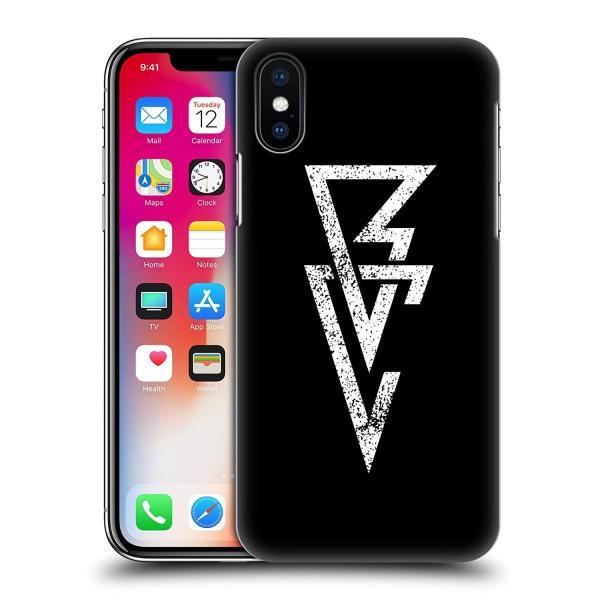オフィシャル WWE ロゴ Finn Balor iPhone X/iPhone XS 専用ハードバックケース|nano1|04