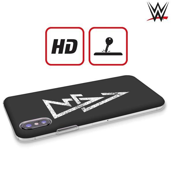 オフィシャル WWE ロゴ Finn Balor iPhone X/iPhone XS 専用ハードバックケース|nano1|06