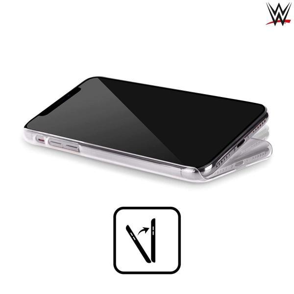 オフィシャル WWE ロゴ Finn Balor iPhone X/iPhone XS 専用ハードバックケース|nano1|07