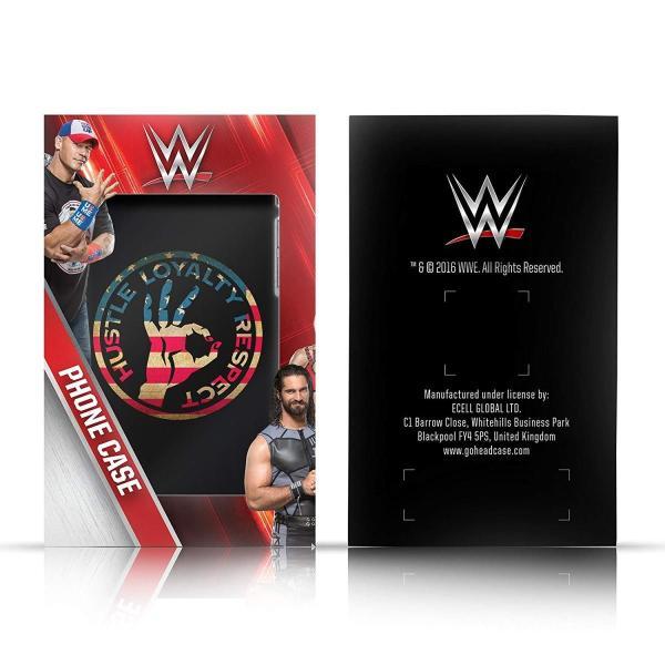 オフィシャル WWE ロゴ Finn Balor iPhone X/iPhone XS 専用ハードバックケース|nano1|08