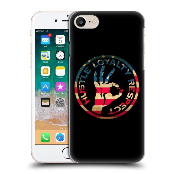 オフィシャル WWE American Pride ジョン・セナ iPhone 7 / iPhone 8 専用ハードバックケース|nano1|04