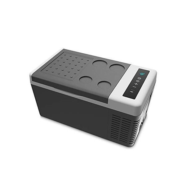 18L F40C4TMP 車載冷蔵庫 -22℃?10℃ 急速冷凍 2WAY電源対応 冷蔵冷凍庫 12V 24V ポータブル冷蔵庫 車載保冷庫|nano1|07
