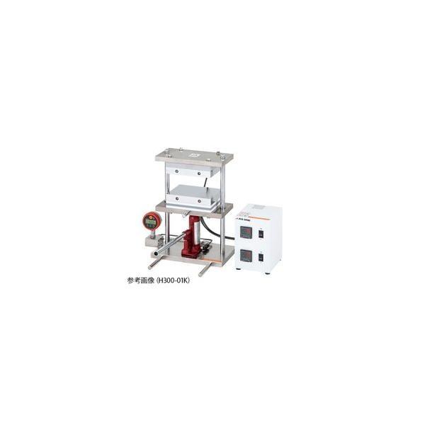 アズワン 小型熱プレス機 0〜1t  (1個) 取り寄せ商品