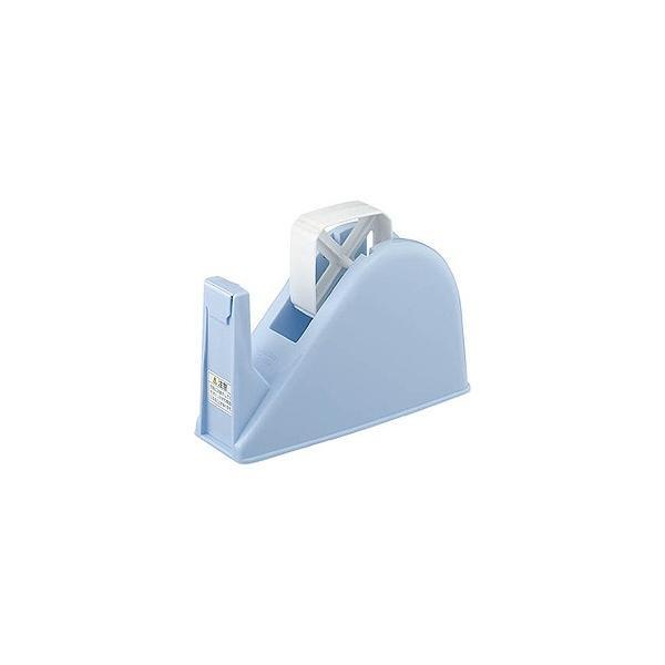 コクヨ T-M15B テープカッター 77×175×103mm 青 取り寄せ商品