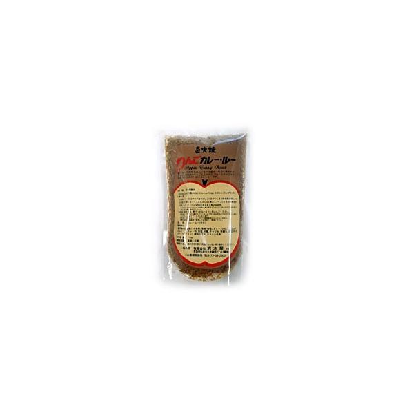 岩木屋 青森の味!直火焼りんごカレールー 170g【2個セット】 特産品