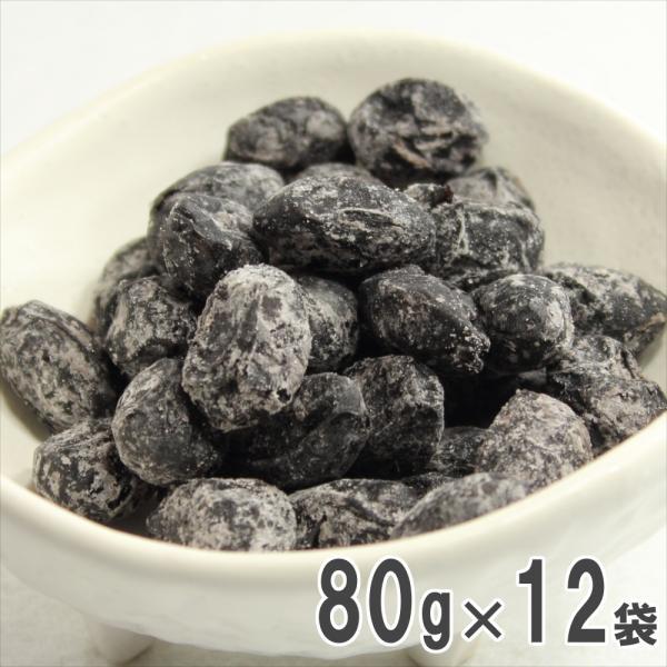 丹波黒豆甘納豆 90g×12 南風堂 ケース販売 丹波篠山産丹波黒使用
