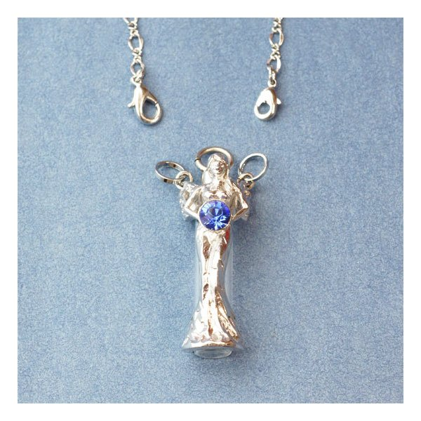 天使の小瓶 祈り(インディゴブルー)|naomifactory|04