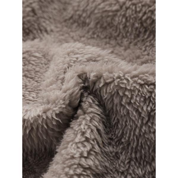コート レディース 40代 ジャケット カーディガン アウター 花柄 冬 羽織 厚手 裏起毛 体型カバー 長袖 ショート丈 大きいサイズ パーカー ゆったり 通学 50代 |nara-amaken|13