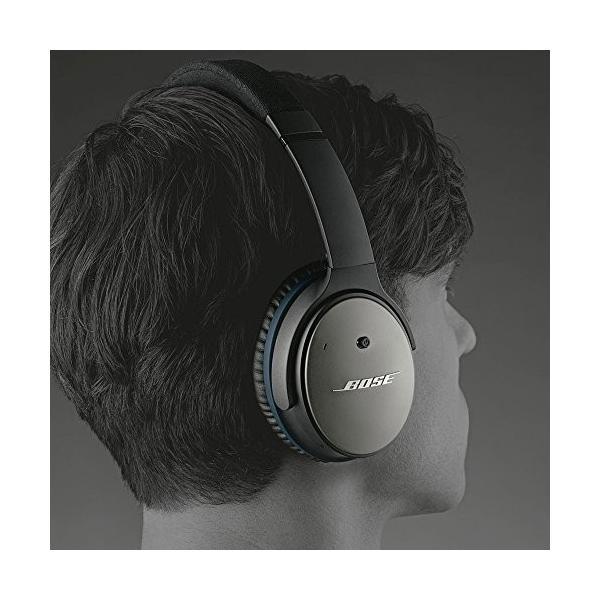 色ブラック Bose QuietComfort 25 Acoustic Noise Cancelling headphones - Apple devices