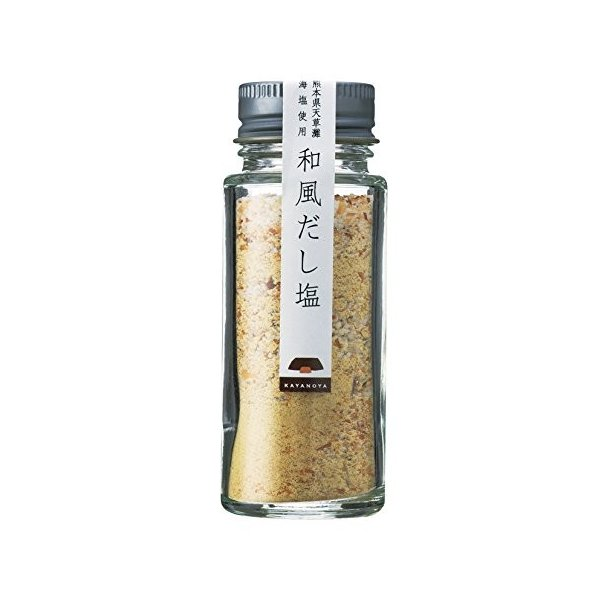 和風だし塩(50g入)|narimon
