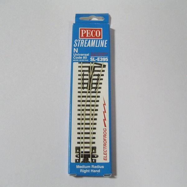 Peco SL-E397 Code 80 Electrofrog Medium Y Point