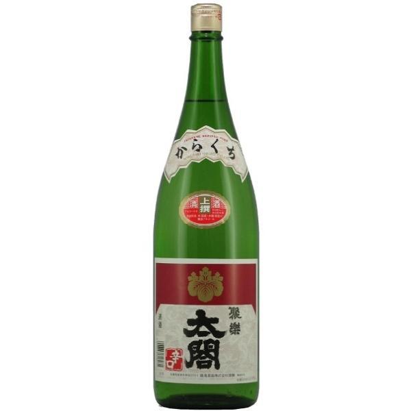 聚楽太閤 辛口 1800ml narutaki