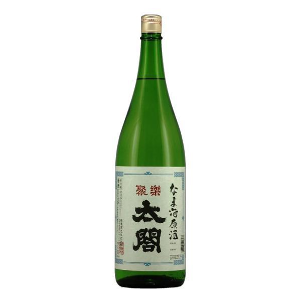 聚楽太閤 原酒生酒 1800ml|narutaki