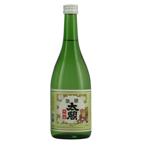聚楽太閤 本醸造 720ml|narutaki