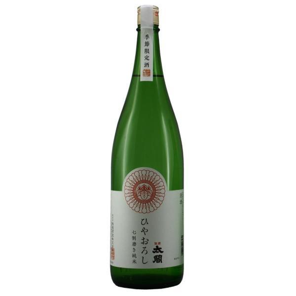 聚楽太閤 七割磨き純米 ひやおろし   1800ml|narutaki