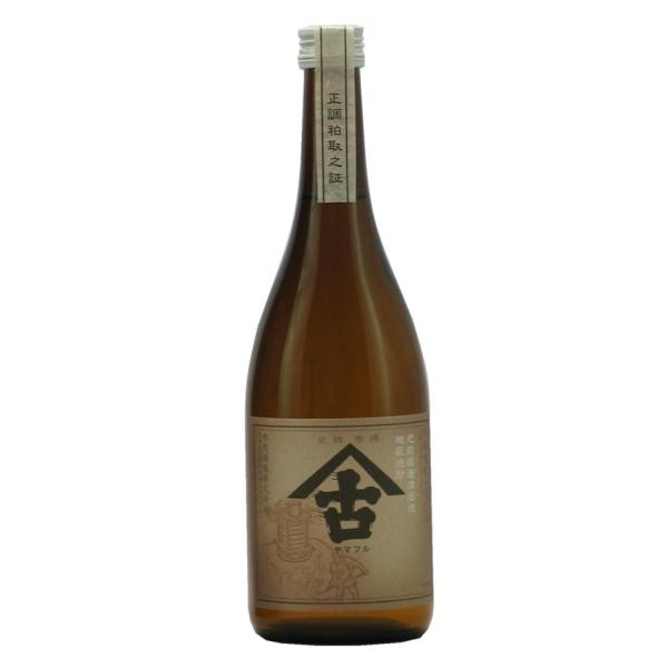 正調粕取焼酎 ヤマフル25° 720ml|narutaki