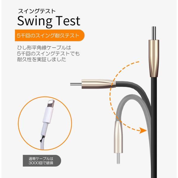 Type-C ケーブル 充電ケーブル USB-C USB-A 1.5m Mcdodo日本 一年保障 データ転送ケーブル Android Galaxy Xperia AQUOS HUAWEIケーブル native-fish-dreams 07