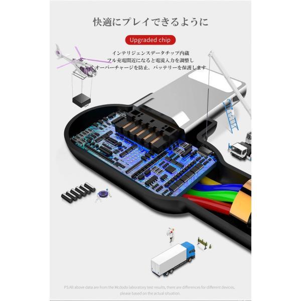 ライトニングケーブル lightning iphone 充電ケーブル 1.2m L型 Mcdodo日本 一年保障 送料無料 native-fish-dreams 05