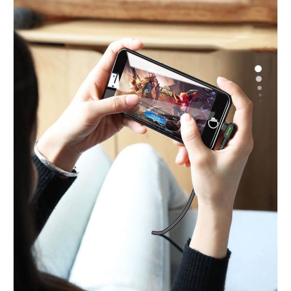 ライトニングケーブル lightning iphone 充電ケーブル 1.2m L型 Mcdodo日本 一年保障 送料無料 native-fish-dreams 08
