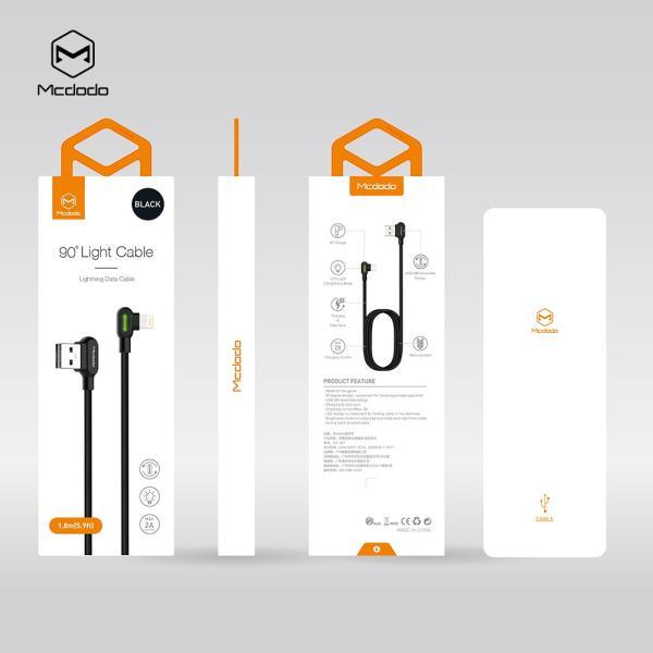 ライトニングケーブル lightning iphone 充電ケーブル 1.2m L型 Mcdodo日本 一年保障 送料無料 native-fish-dreams 10