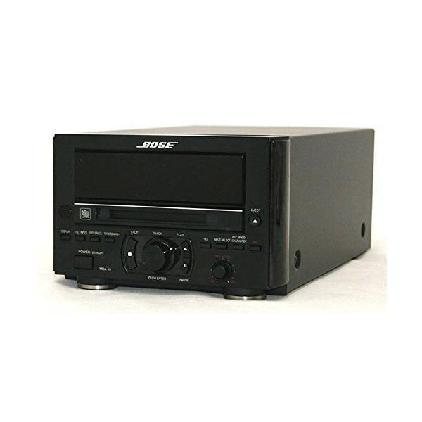 BoseMDA-10アメリカンサウンドシステムMDレコーダー(MDデッキ)MDLP非対応