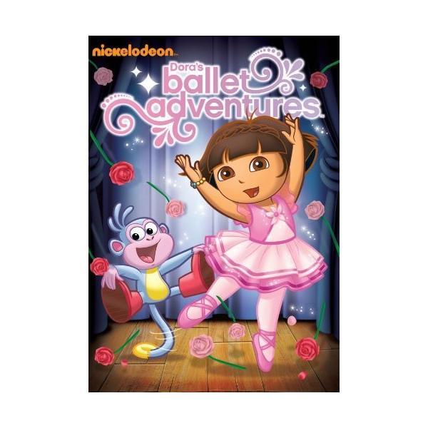 (未使用品)Dora's Ballet Adventures [DVD] [Import]