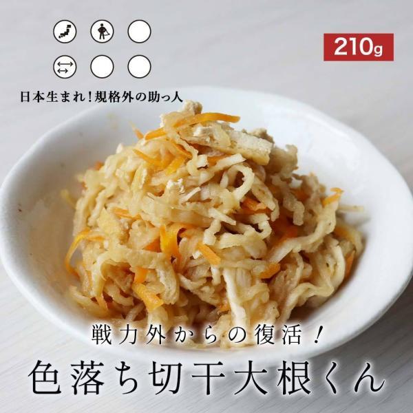 乾燥 切干大根 210g 日本生まれ 規格外の助っ人 色落ち 訳あり 切り干し大根 乾燥野菜 訳あり 食品  国産 メール便A TSG