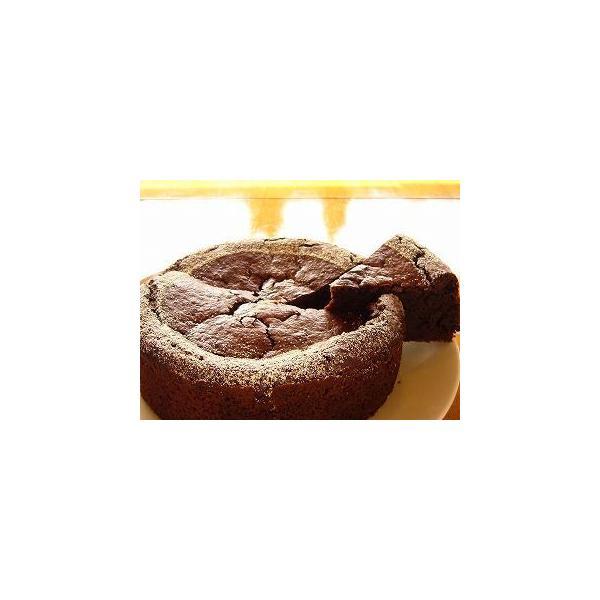 ガトーショコラ(12センチ)  アレルギー対応:卵・乳製品不使用|natural-fukurou|02