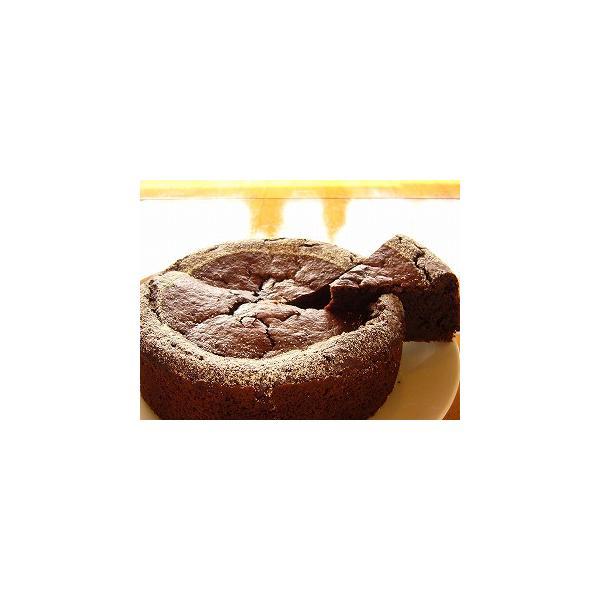 クリスマスケーキ 2017 予約 アレルギー 取り寄せ ガトーショコラ マクロビ 15センチ アレルギー対応 卵・乳製品不使用|natural-fukurou|02
