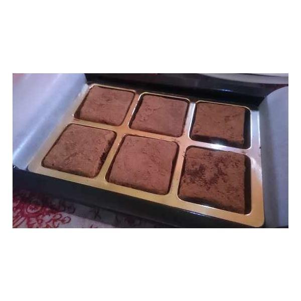 バレンタインギフト White day  生チョコ マクロビ アレルギー対応 ココナッツオイル使用|natural-fukurou|02
