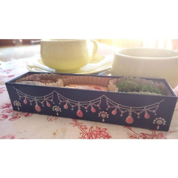 プチギフト アレルギー対応 ビジューなクッキー 缶入り マクロビ|natural-fukurou|03