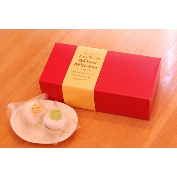 ころころマカロン 6個入り(卵・乳使用) ギフト お菓子 クリスマス プレゼント|natural-fukurou|06