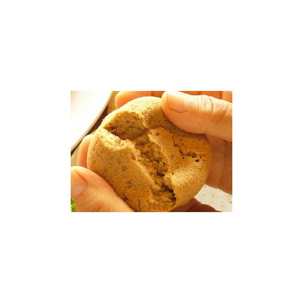 ノンオイルお米のラカンカケーキ 6個 マクロビ グルテンフリー アレルギー対応 卵・乳製品不使用|natural-fukurou|03