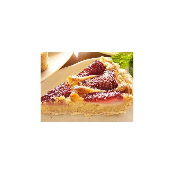 苺の焼きタルト 18cm マクロビ アレルギー対応 卵・乳製品不使用|natural-fukurou|03