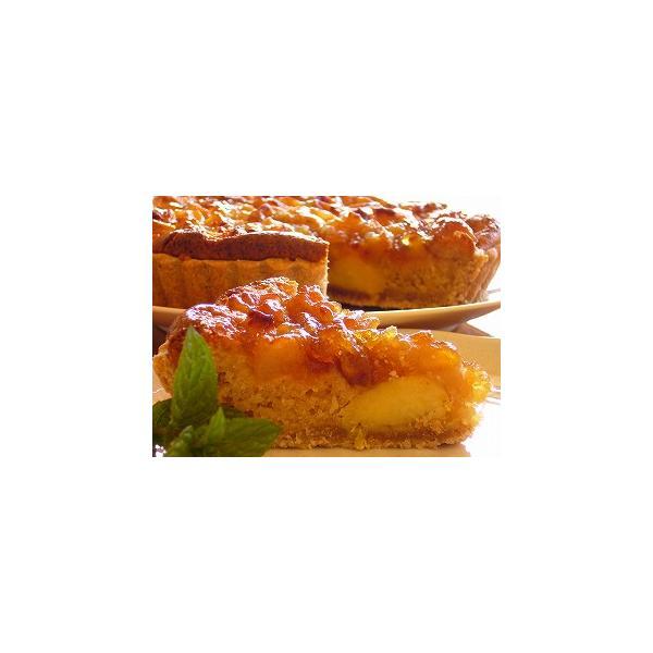 りんごとさつま芋のタルト マクロビ アレルギー対応 卵乳製品不使用|natural-fukurou|02