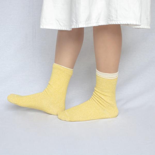 シルク コットン 五本指 & シルクコットン ソックス 靴下 レディース 2足セット 日本製 natural sunny|natural-sunny|10