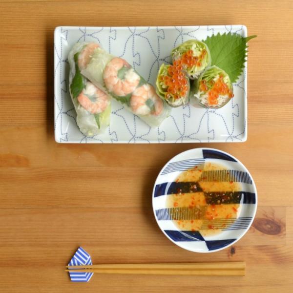 和食器 おしゃれ 波佐見焼  皿 ナチュラル69 スウォッチ 長角皿 natural69 swatch|natural69|08